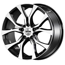 Car wheels design: Tekno Italian tradition RX8