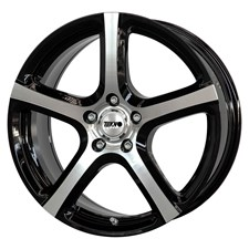 Car wheels design: Tekno Italian tradition RK7