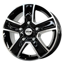 Car wheels design: Tekno Italian tradition KV5