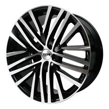 Car wheels design: Tekno Italian tradition AKT22